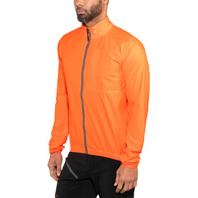 Bontrager Circuit Windshell Jacket Herre blaze orange